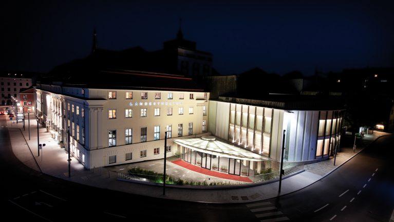 Promenade, Kultur, Musik, Theater, Oper, Operette, Schauspiel, Schauspielhaus, Kammerspiele, Tanz, musical, Landestheater